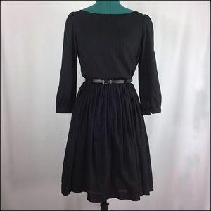 Mango Small Black Dress